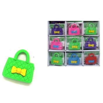 Novelty Handbag Shaped Eraser