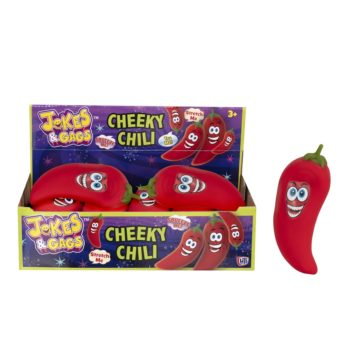 Red Hot Chilli Stress Relief Ball